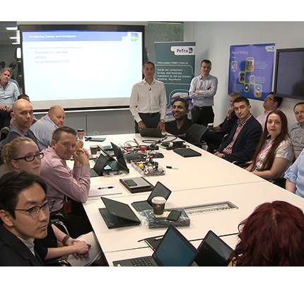 Live Presentation Filming for Training Videos
